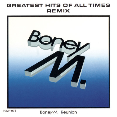 アルバム/Greatest Hits Of All Times - Remix '88/Boney M.