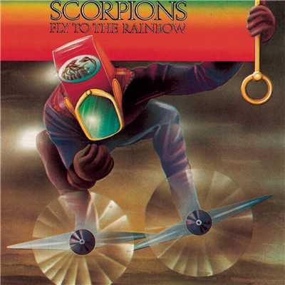 アルバム/Fly To The Rainbow/Scorpions