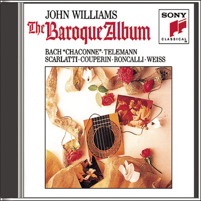 アルバム/The Baroque Album/John Williams