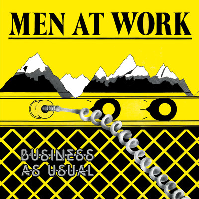 アルバム/Business As Usual/Men At Work