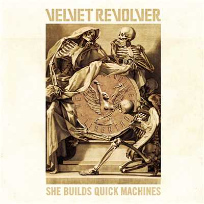 シングル/She Builds Quick Machines (Edit)/Velvet Revolver