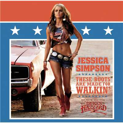 アルバム/These Boots Are Made For Walkin'/Jessica Simpson