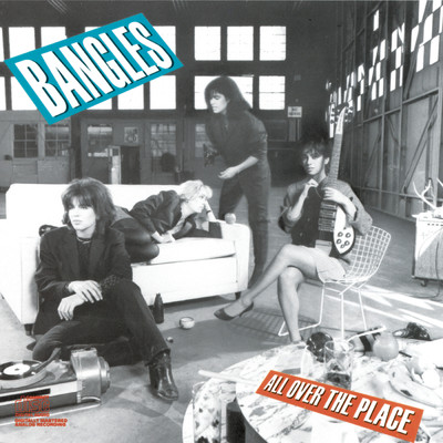 アルバム/All Over The Place/The Bangles