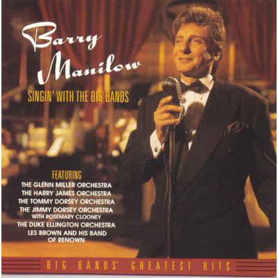 シングル/I'll Never Smile Again/Barry Manilow Featuring The Tommy Dorsey Orchestra