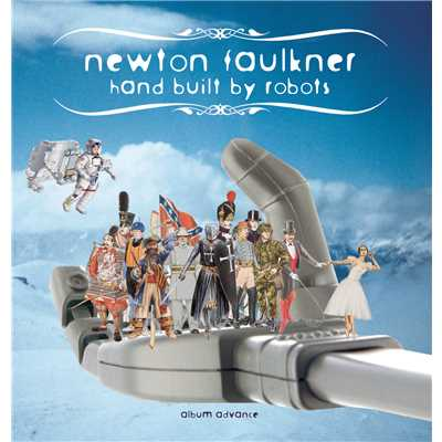 シングル/Uncomfortably Slow/Newton Faulkner