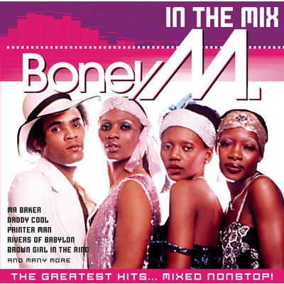 アルバム/In The Mix/Boney M.