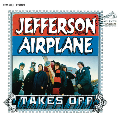 アルバム/Jefferson Airplane Takes Off/Jefferson Airplane