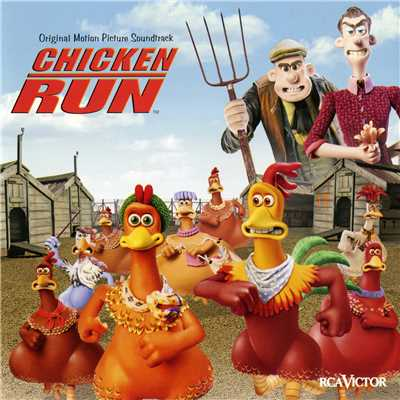 アルバム/Chicken Run/Original Soundtrack