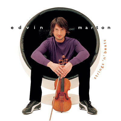 アルバム/Strings 'N' Beats/Edvin Marton