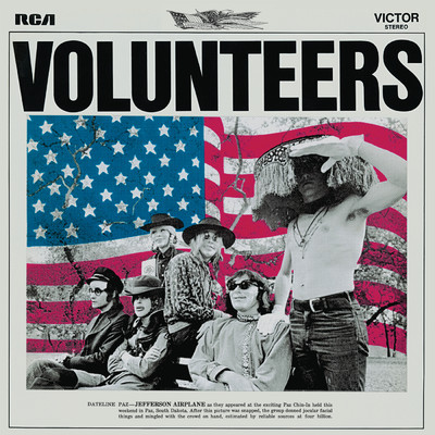 アルバム/Volunteers/Jefferson Airplane