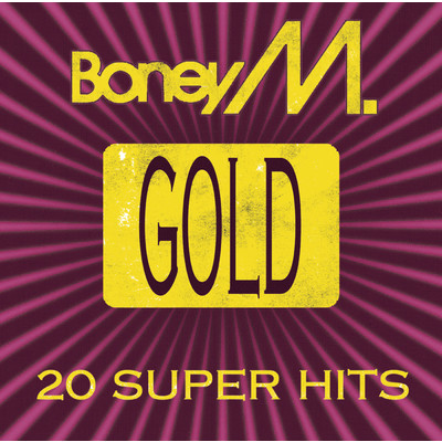 アルバム/Gold - 20 Super Hits (International)/Boney M.