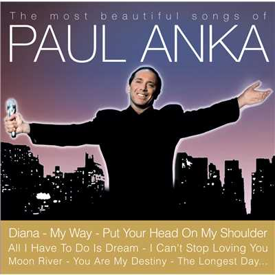 アルバム/The Most Beautiful Songs Of Paul Anka/Paul Anka