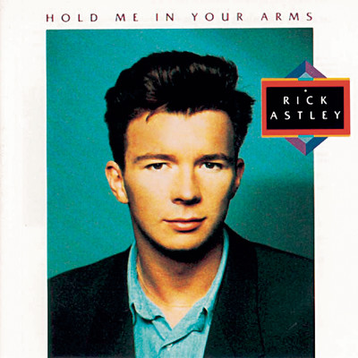 アルバム/Hold Me in Your Arms/Rick Astley