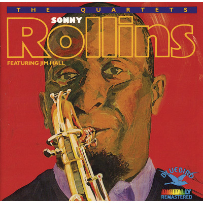 アルバム/The Quartets Featuring Jim Hall/Sonny Rollins