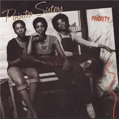 アルバム/Priority (Bonus Track Version)/The Pointer Sisters