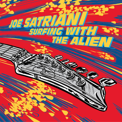 ハイレゾアルバム/Surfing With The Alien/Joe Satriani