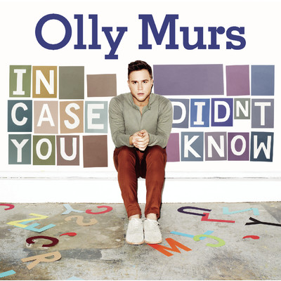 アルバム/In Case You Didn't Know/Olly Murs