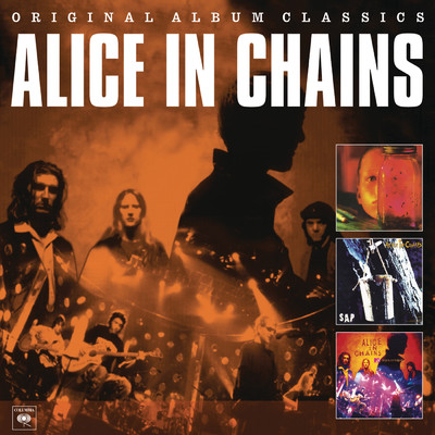アルバム/Original Album Classics/Alice In Chains