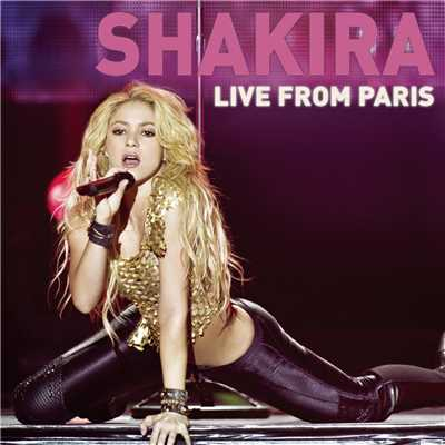 アルバム/Live From Paris/Shakira