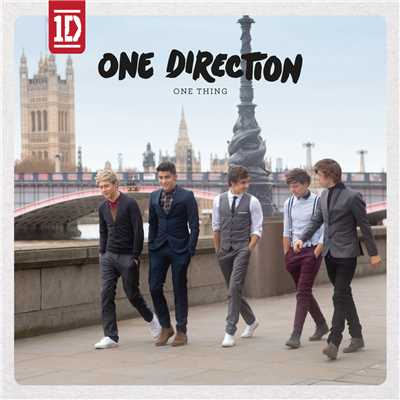 シングル/One Thing/One Direction
