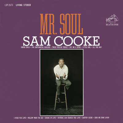 シングル/Nothing Can Change This Love/Sam Cooke