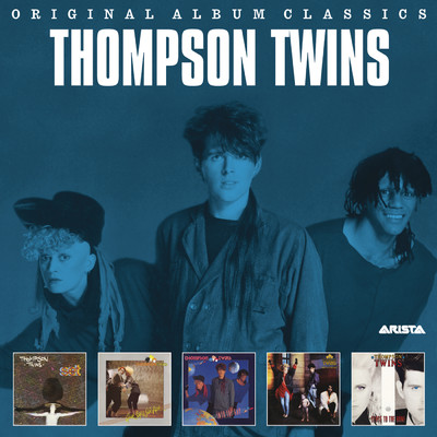 アルバム/Original Album Classics/The Thompson Twins