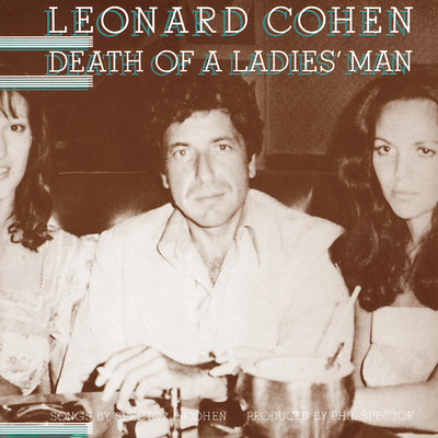 ハイレゾアルバム/Death Of A Ladies' Man/Leonard Cohen