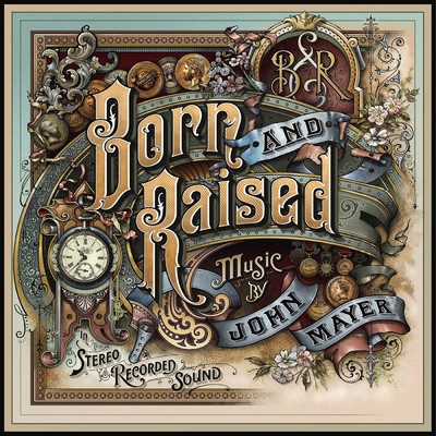 アルバム/Born and Raised/John Mayer