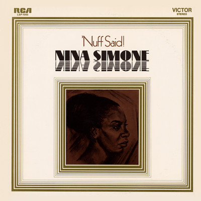 シングル/Don't Let Me Be Misunderstood (Live)/Nina Simone