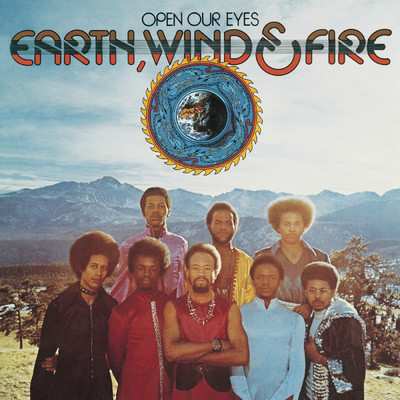 ハイレゾアルバム/Open Our Eyes/Earth, Wind & Fire