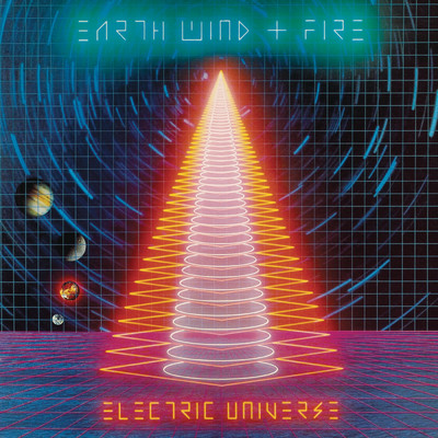 ハイレゾアルバム/Electric Universe/Earth, Wind & Fire