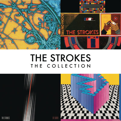 シングル/I Can't Win/The Strokes