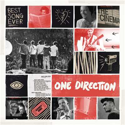 アルバム/Best Song Ever (From THIS IS US)/One Direction