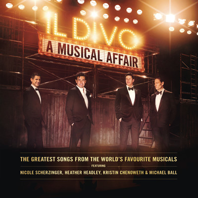 アルバム/A Musical Affair/Il Divo