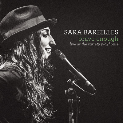 アルバム/Brave Enough: Live at the Variety Playhouse/Sara Bareilles