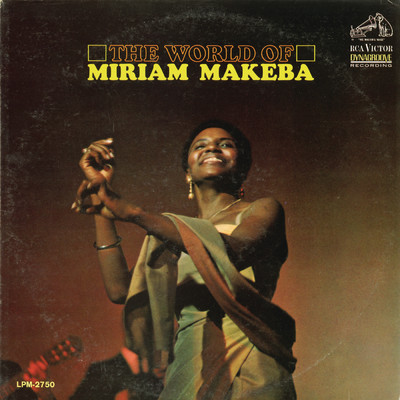 アルバム/The World of Miriam Makeba/Miriam Makeba