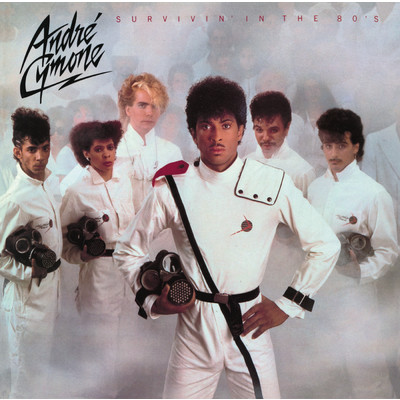 "シングル/Survivin' in the 80's (12"" Version)/Andre Cymone"