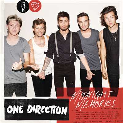 アルバム/Midnight Memories/One Direction
