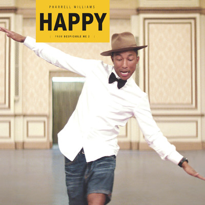 "Happy (From ""Despicable Me 2"")/Pharrell Williams"