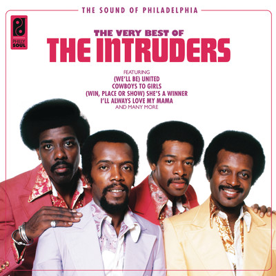 アルバム/The Intruders (The Very Best Of)/The Intruders