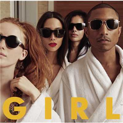 アルバム/G I R L/Pharrell Williams