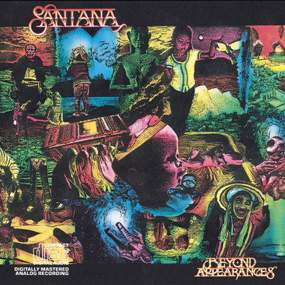 アルバム/Beyond Appearances/Santana