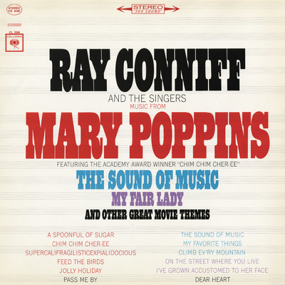 アルバム/Music from Mary Poppins/Ray Conniff