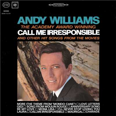 アルバム/Call Me Irresponsible/Andy Williams