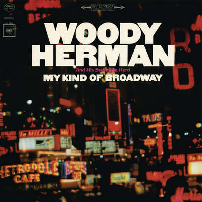アルバム/My Kind Of Broadway/Woody Herman