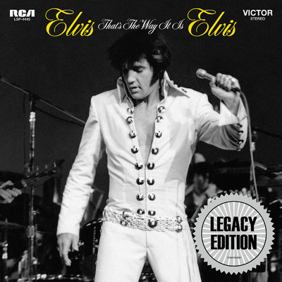 Stranger In the Crowd/Elvis Presley