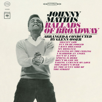 アルバム/The Ballads of Broadway/Johnny Mathis