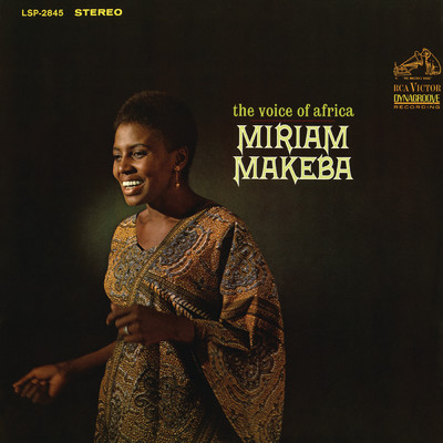 アルバム/The Voice of Africa/Miriam Makeba