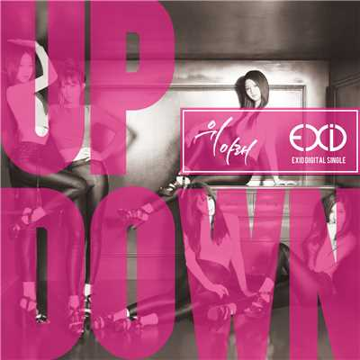 シングル/Up & Down (Instrumental)/EXID