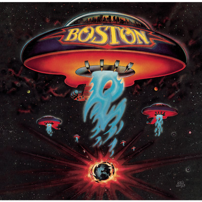 シングル/More Than a Feeling/Boston